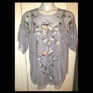 NWT lane bryant blouse,